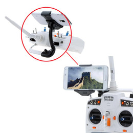 devo transmitter UK - Original Walkera FPV RC Transmitter Phone Holder A for Walkera DEVO 12S 10 8S 7 F7 F4  WFT07 Transmitter