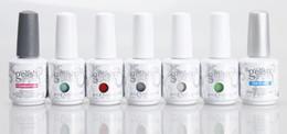 Harmony gelisH online shopping - Top quality Harmony Gelish Colors ml Gel Polish Nail Accessories UV Color Gel Soak Off Nail Gel for Fedex AFFB11