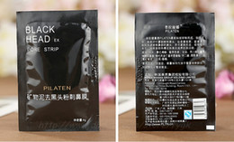 Nose Cleanser Australia - DHL Free Shipping PILATEN Facial Minerals Conk Nose Blackhead Remover Mask Pore Cleanser Nose Black Head EX Pore Strip