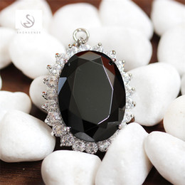 $enCountryForm.capitalKeyWord Australia - First class products Noble Generous MN650 beautiful Red Cubic Zirconia Best Sellers Copper Rhodium Plated Favourite Pendants Romantic