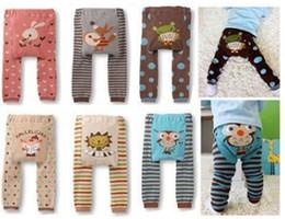 $enCountryForm.capitalKeyWord NZ - Free Shipping Sweet Kids Leggings Toddler Tights Pants Baby Leg Warmer Babys PP Pants Baby