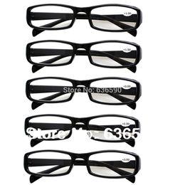1b0aa6c942 5 pares Unbreakable Black o Tortoiseshell para mujer Gafas de lectura  duraderas Gafas Lentes de largo alcance Fuerza de +1.00 a +4.0