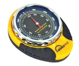 $enCountryForm.capitalKeyWord UK - Outdoor hiking supplies   Domingo BKT 381 Altimeter (with barometer, thermometer, compass) elevation table, professional camping equipment