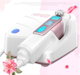 Discount hifu portable home machine - New Arrival!!! Korea Model Medical Grade Portable HIFU Face Lifting Wrinkle Removal High Intensity Focused Ultrasound Mi
