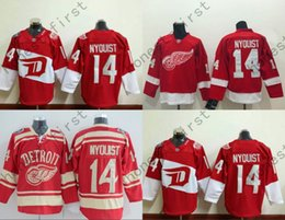 China Cheap Wholesale Gustav Nyquist Jersey #14 Home Winter Classic 2016 Stadium Series Detroit Red Wings Hockey Jerseys Stitched cheap winter classic jersey cheap suppliers