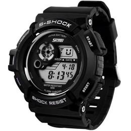 Nuevo G Style Reloj digital S Shock Men military army Reloj resistente al agua Date Calendar LED Relojes deportivos relogio masculino