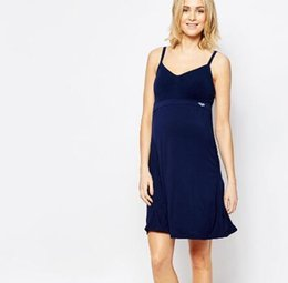 b136ab1d4 Vestidos de lactancia online-Ropa de mujer Ropa de ocio Nuevo estilo sexo  Sin costura