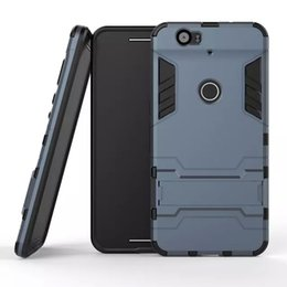 $enCountryForm.capitalKeyWord Canada - Iron Man Holster Hard Case Hybrid 3 in 1 PC+TPU Heavy Duty Rugged Soft Silicone Cover with holder for iphone 7 6S Samsung S6 S5 HTC M8 LG