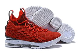 lebron usa shoes. usa lebron 15 university red for sale james basketball shoes wholesale lbj woven casual free shipping us7-us12 discount lebron usa