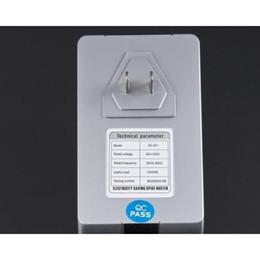 Nouvelle économie d'énergie de boîte d'économie d'énergie de type EU / US / UK Plug 90V-240V