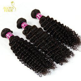 "$enCountryForm.capitalKeyWord Canada - 3PCS Lot 8""-30"" Grade 7A Mongolian Curly Virgin Hair Human Hair Weave Bundles Best Unprocessed Virgin Mongolian Kinky Curly Hair Extensions"