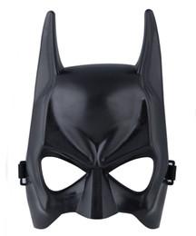$enCountryForm.capitalKeyWord Canada - 1pcs Hot Halloween Batman Mask Adult Black Masquerade Party Carnival Mask For Man Cool Face Costume