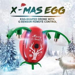 $enCountryForm.capitalKeyWord NZ - JJRC H66 Christmas Egg WIFI FPV Selfie Drone Gravity Sensor Mode Altitude Hold RC QuadCopter RTF for Kids Christmas Gift DHL