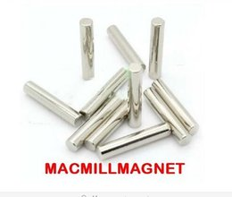 $enCountryForm.capitalKeyWord NZ - 2016 Brand New 25pcs pack ,Dia5x20mm Rod Cylinder Rare-earth Neodymium Strong Permanent Magnet, Free Shipping