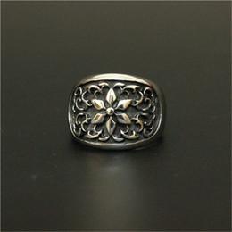 Fleur lis ring men online shopping - 3pc New Arrival Fleur De Lis Ring L Stainless Steel Top Quality Men Boy Fashion Jewelry Punk Style Flower Ring