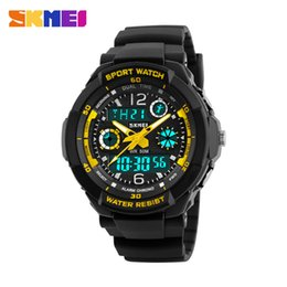 China SKMEI Cartoon Children Sports Watches Kids Quartz LED Digital Watch S Shock Boys Relogio Fashion Casual Student Wristwatch 02 suppliers