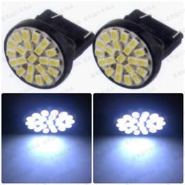 3157 Tail Bulb Canada - Hotsale 30pcs 1206 22 smd 7440 7443 3156 3157 22LED Turning Lamp Tail Light Brake Bulb Rear Lamp DC12V