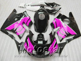 honda cbr f2 red fairings NZ - High quality fairings set for HONDA CBR 600 F2 1991 1992 1993 1994 CBR600 91 - 94 rose red black fairing body kit RP31