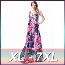 Discount Bohemian Maxi Dress Purple   2017 Purple Polyester ...