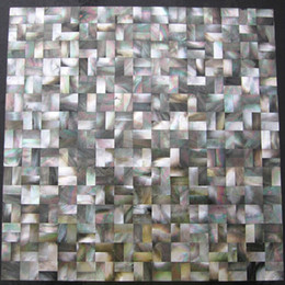 $enCountryForm.capitalKeyWord Australia - Black lip mother of pearl shell mosaic kitchen wall tile backsplash MOP106 8mm thickness shell mosaics board mother of pearl tiles