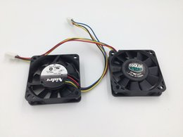 $enCountryForm.capitalKeyWord Canada - New Original for NIDEC D06R-12PS1 12V 0.20A 60*60*15MM 6CM 4 wires PWM double ball-bearing computer cooling fan