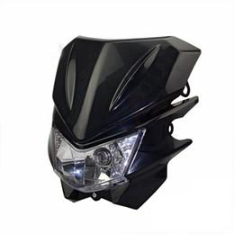 TKOSM мотоцикл универсальные фары подходят Ирбис TTR250 KLX150 250 KAYO T4 T6 Пит Pro велосипед грязи мотокросс