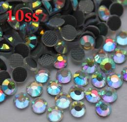 $enCountryForm.capitalKeyWord NZ - 1440pcs 10SS 3mm Crystal AB Hot Fix Rhinestones Beads For Sewing