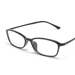 ed4fc0f5033 Wholesale- Super Light Men Flexiable Men Women Frames Eyewear Plain Glass  Spectacle Lenses Frame Silicone Optical Brand Eye Glasses