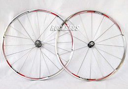 $enCountryForm.capitalKeyWord Canada - STARS Road Bicycle 700C Wheelsets ZJS199 Novatec Sealed Hub For Shimano 9S 10S Cycling Bike Wheels Silver-Red,Bicycle Parts