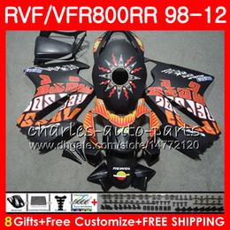 $enCountryForm.capitalKeyWord NZ - VFR800 For HONDA Interceptor Matte Repsol VFR800RR 98 05 06 07 08 09 10 11 90NO23 VFR 800 RR 1998 2005 2006 2007 2008 2009 2010 2011 Fairing