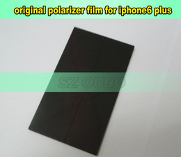 iphone6 iphone Canada - original Polarizing Film for iPhone 6Plus LCD Screen Filter LCD Polarizer Film for broken iphone6 plus LCD refurbishment 200pcs lot DHL free
