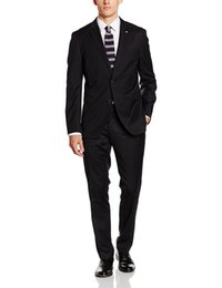 China Classic black suit of the groom's best man wedding dress shawl collar crime two buttons gentleman dinner party wear (coat + pants + vest ) cheap long dinner dresses sleeves suppliers