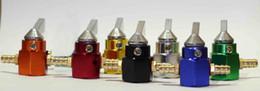 Durable bunte 6mm Durchmesser Motorrad Kraftstoffschalter Kraftstoff Petcock Ölhahn für Motorradvergaser in hoher Qualität im Angebot