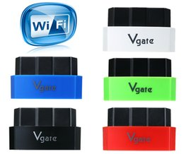 Jeep phones online shopping - 30PCS Original Vgate ICAR3 ELM327 BT Bluetooth Wifi OBDII Trip Computer Phone Protocols For IOS IPhone IPad Android PC Torque DashCommand