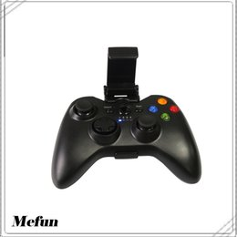 Pc Gamepad Joystick Canada - 2.4G RF Wireless Gamepad Joystick for Android TV Box Tablets pc phone for Android 2.3
