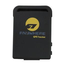 $enCountryForm.capitalKeyWord Australia - New Arrival Universal TK106 Mini GPS Tracker Car Vehicle Real time GPS GSM GPRS Tracking Device free DHL