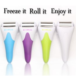 derma ice roller Australia - Top selling skincool roller ice derma roller for face and body massage is cheapest price made in China