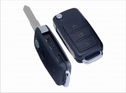 Key motion online shopping - Factory sale Mini car key camera with motion detector Mini Digital Video recorder USB Disk camera S818 PC webcame