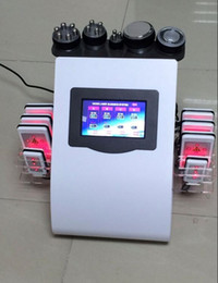 $enCountryForm.capitalKeyWord Canada - Portable 6 in 1 Lipo Laser Slim RF Cavitation Vacuum Weight Loss Shaping Lipolaser Machine