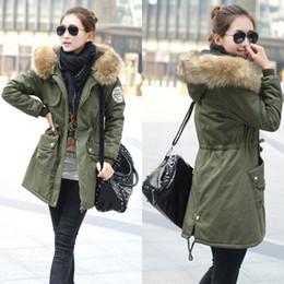 Long Green Winter Coat | Fashion Women's Coat 2017