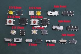 $enCountryForm.capitalKeyWord Canada - Common (12models 600pcs) Microswitch, Reset switch, Toggle Switches fit for Notebook, Phone, mp3, mp4