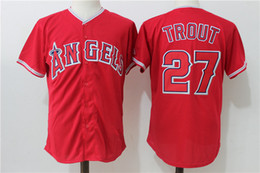 0638b26ad60 ... Base Collection On- Mens Los Angeles Angels 27 Mike Trout jerseys Cool  Base Player Jersey Cooperstown Cool Base Team Angels of Anaheim ...
