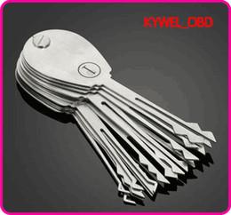 $enCountryForm.capitalKeyWord NZ - New 21 pcs Auto Jigglers , car lock pick tool,car Scissors deft combination,auto tool free shipping