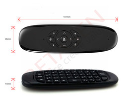 $enCountryForm.capitalKeyWord Canada - Wireless 2.4G Fly Gaming Air Mouse keyboard 3D Somatic handle Remote Control for Laptop Set-top-boxes Android TV