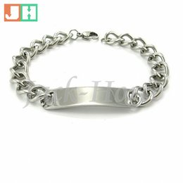 $enCountryForm.capitalKeyWord Canada - Wholesale High quality fashion design 316L stainless steel cowboy style bracelet jewelry for men free shipping