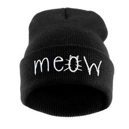 $enCountryForm.capitalKeyWord UK - Wholesale-High Quality New arrival Men Women Winter Unisex Knitted Beanies Hand Knitted Letters Brand Hip-Hop Hat