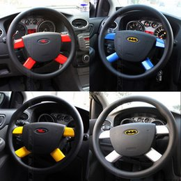 High quality Stainless steel Steering wheel cover for Ford Focus 2 2005-2011 2012 2013 car sticker Car accessories  sc 1 st  DHgate.com & Ford Focus Wheel Covers Suppliers | Best Ford Focus Wheel Covers ... markmcfarlin.com