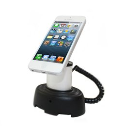 China Cell Phone Security Show Alarm Display Stand For iPhone Retail suppliers