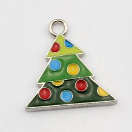 Enamel Christmas Tree Charms Online Enamel Christmas Tree Charms  - Christmas Tree Charms
