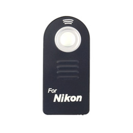 China New IR Wireless Infrared Shutter Release Remote Control for Nikon ML-L3 D7100 D7000 D90 D3300 D3200 1 V3 V2 DSLR Camera D1356 supplier ml control suppliers